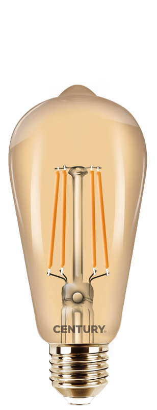 LAMP.FILAMENTO LED INCANTO EPOCA EDISON